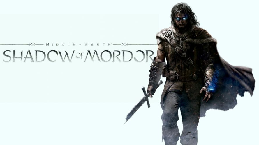 MIDDLE EARTH SHADOW MORDOR fantasy adventure action lotr online lord rings warrior poster wallpaper