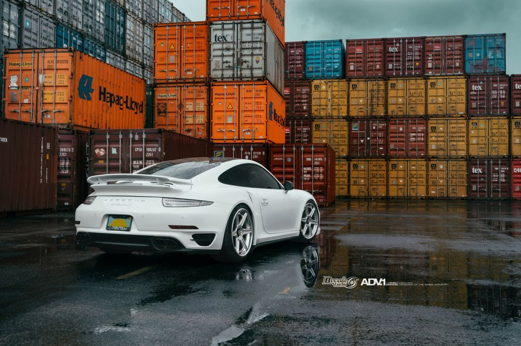 2015 adv1 wheels porsche 991 turbo cars coupe tuning wallpaper