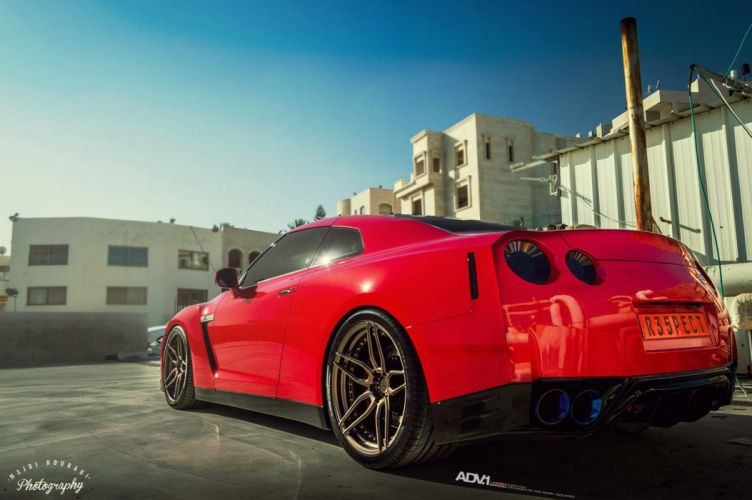2015 adv1 wheels nissan gtr cars coupe tuning wallpaper