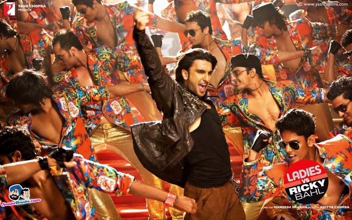 ladies-vs-ricky-bahl hindistan india movie Bollywood wallpaper