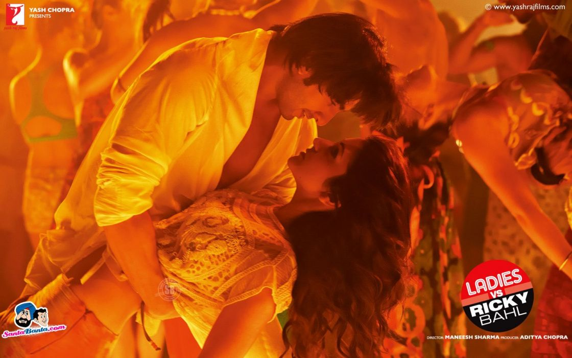 Ladies vs Ricky Bahl Bollywood Movies wallpaper