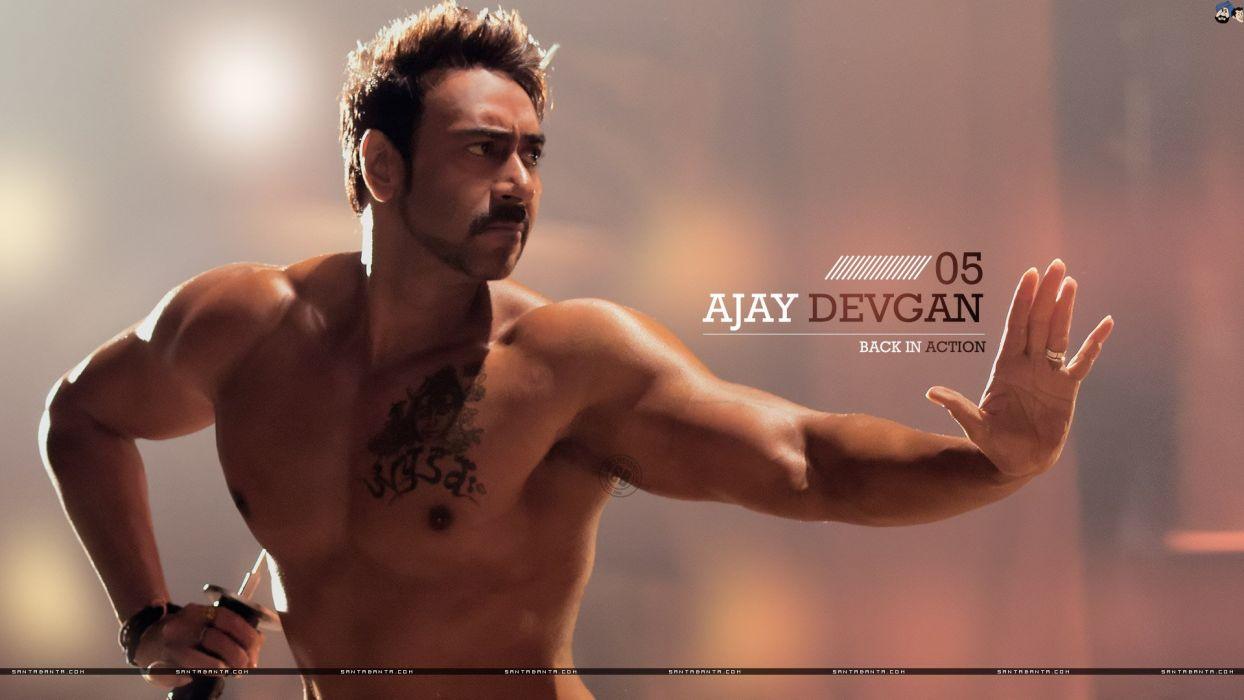 Ajay Devgan india hindistan actor male bollywood wallpaper