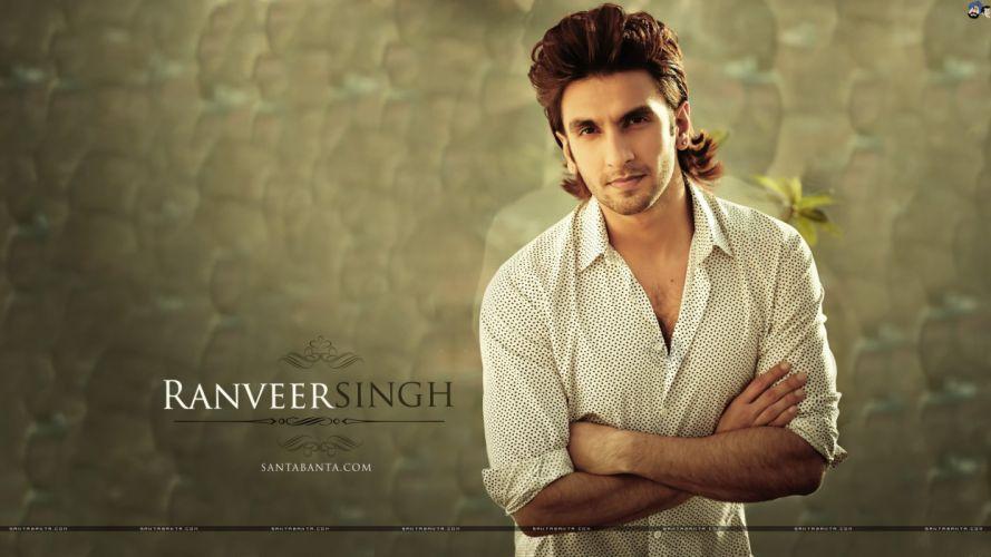 Ranveer Singh india hindistan actor male bollywood wallpaper