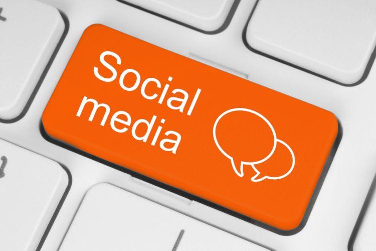 SOCIAL MEDIA computer internet typography text poster keyboard wallpaper