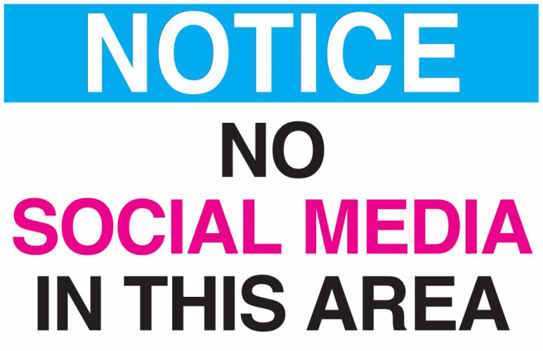 SOCIAL MEDIA computer internet typography text poster sign warning wallpaper