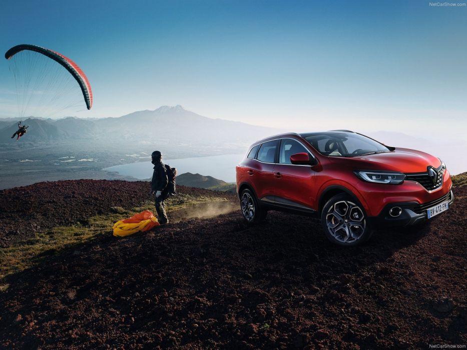 Renault Kadjar 2016 cars suv french wallpaper