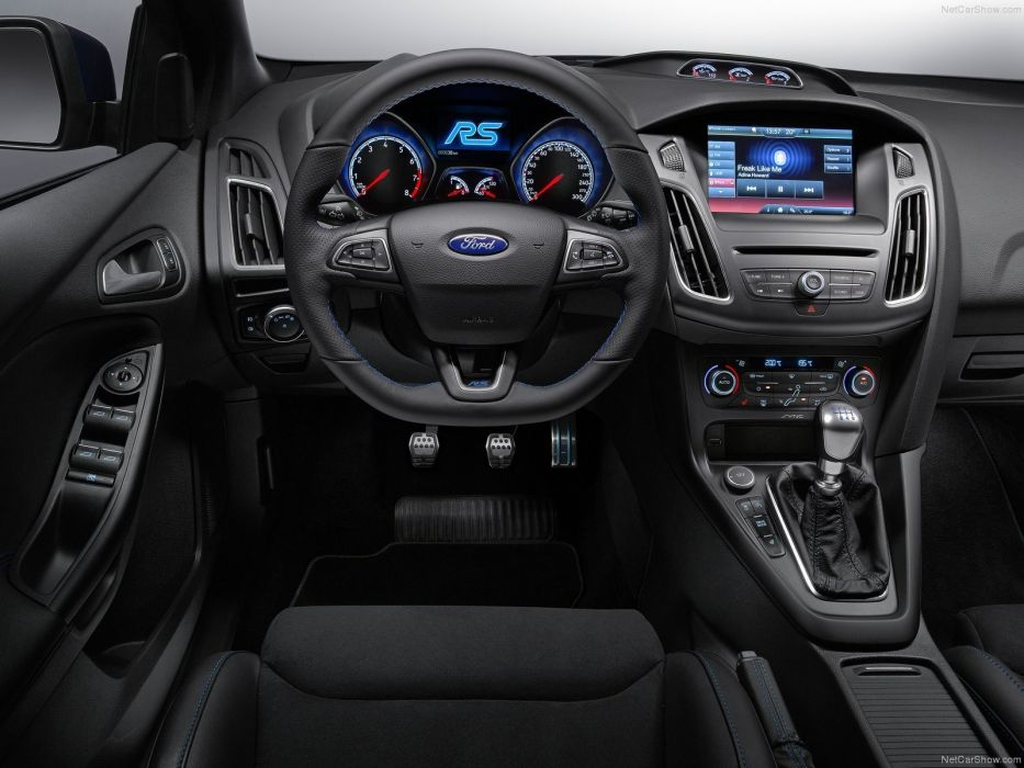 Ford Focus RS 2016 cars wallpaper