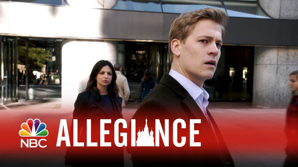ALLEGIANCE crime series spy drama thriller action wallpaper