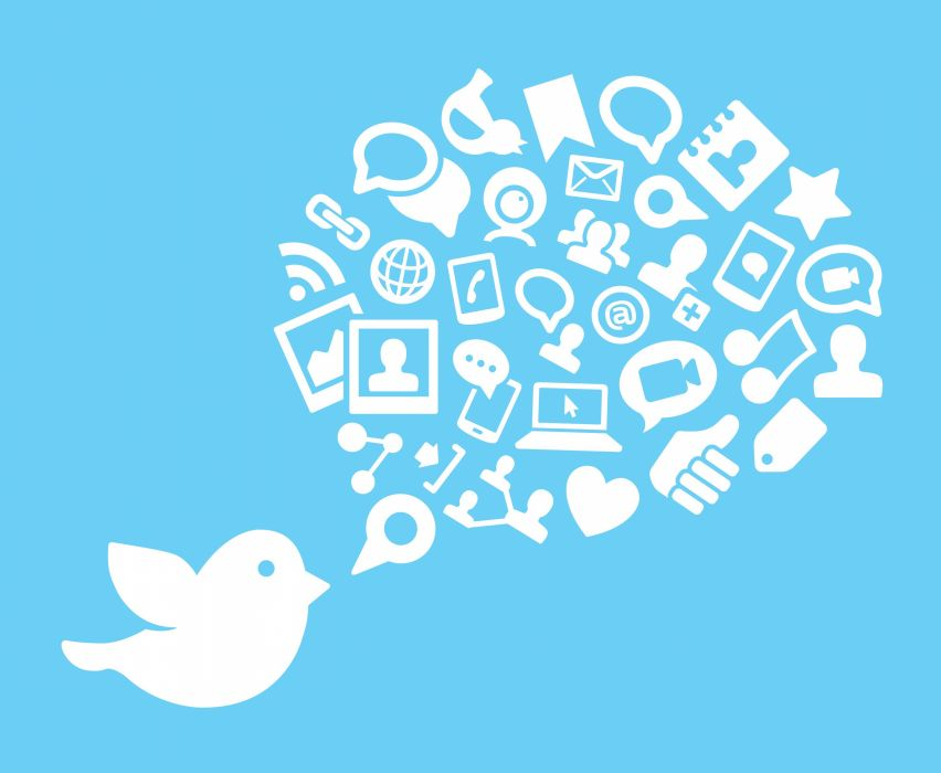TWITTER social media computer internet poster wallpaper