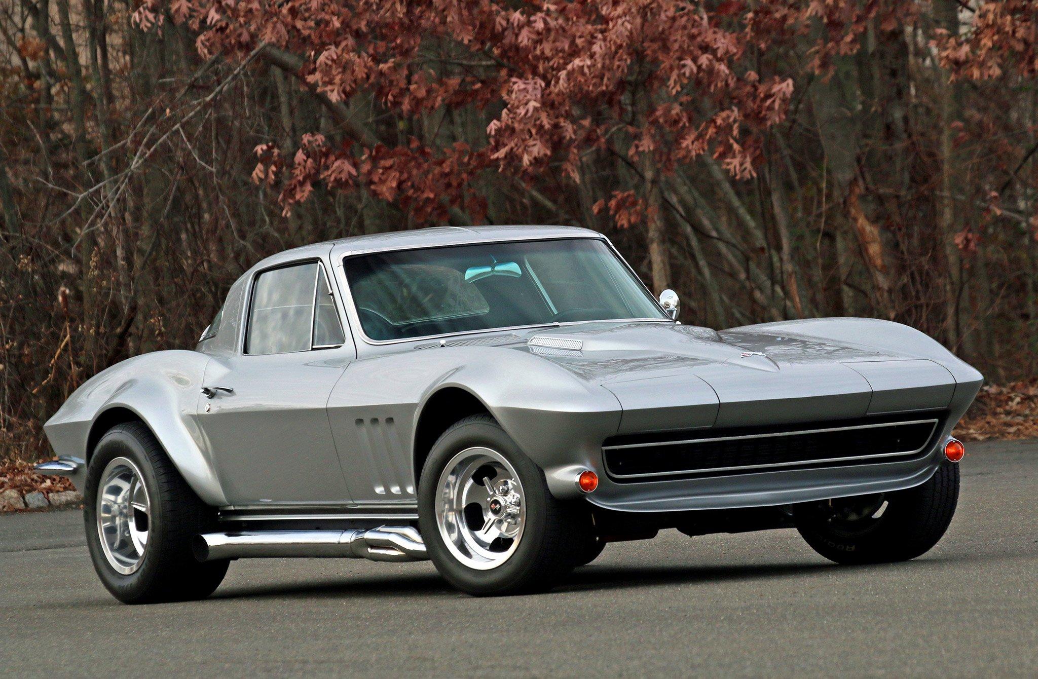 1966 Chevrolet Corvette-04 wallpaper