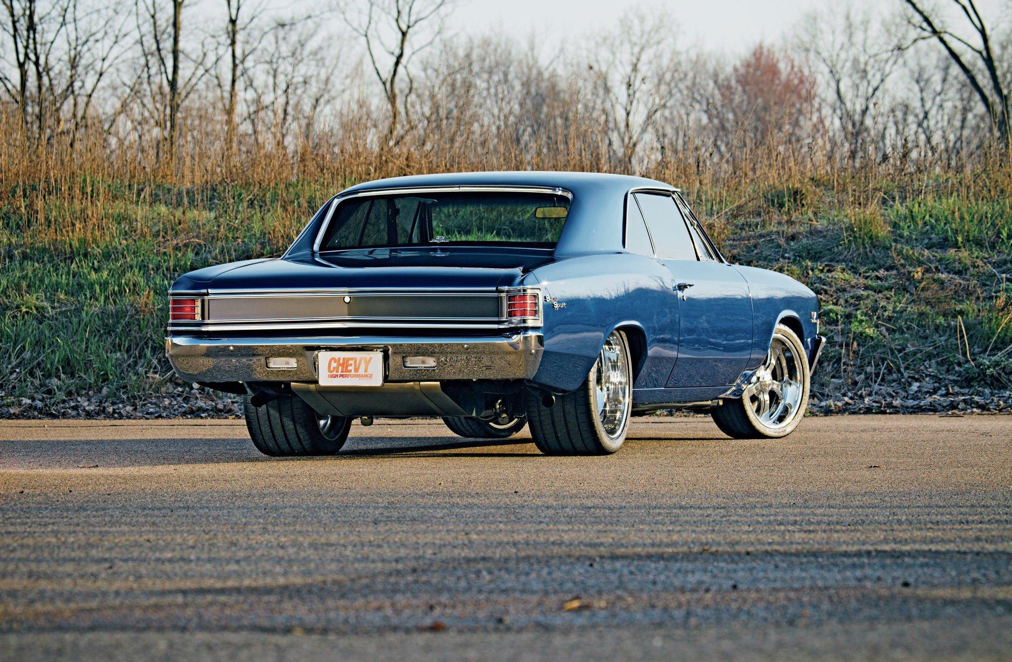 1967 Chevrolet Chevelle-06 wallpaper