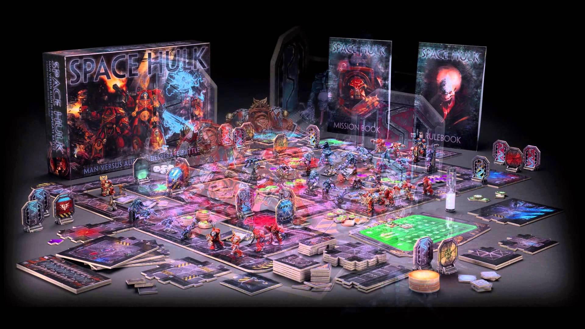 With Science Warhammer Fantasy Mad Scientist Quest: SPACE HULK Deathwing Fantasy Fighting Warhammer Action