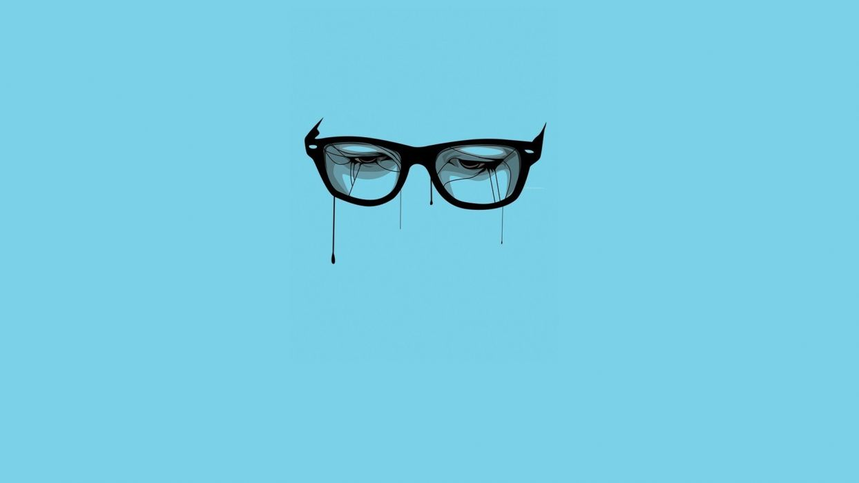 glasses-minimalistic-hd-wallpaper-1920x1080-1687 wallpaper