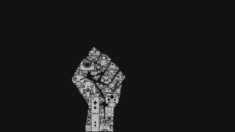Video-Games-Fist wallpaper