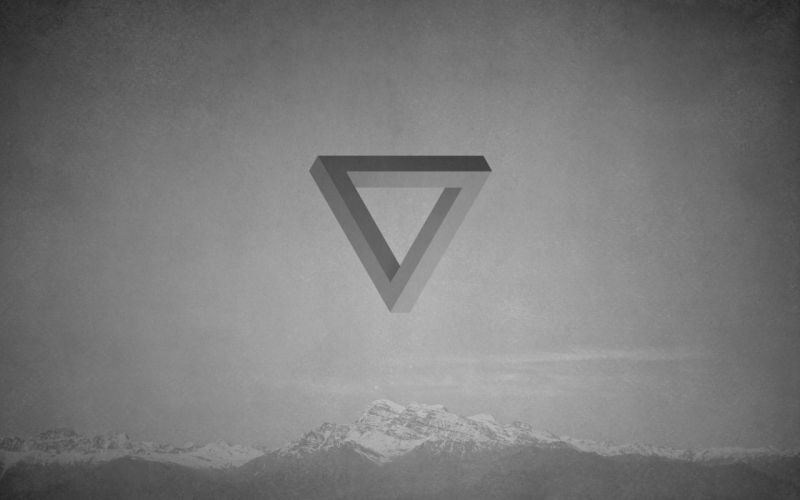 penrose-triangle-16754 wallpaper