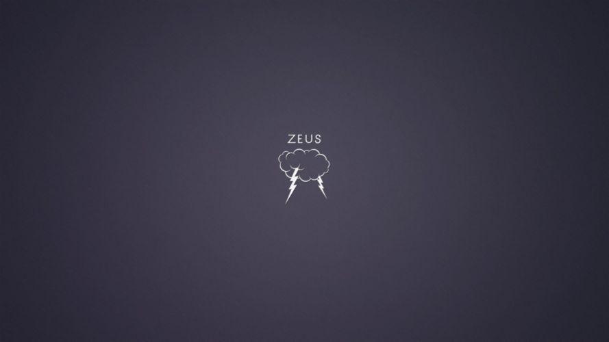 zeus-minimalistic-hd-wallpaper-1920x1080-3883 wallpaper