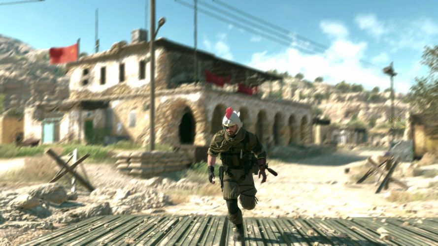 METAL GEAR SOLID Phantom Pain shooter stealth action military fighting tactical warrior wallpaper
