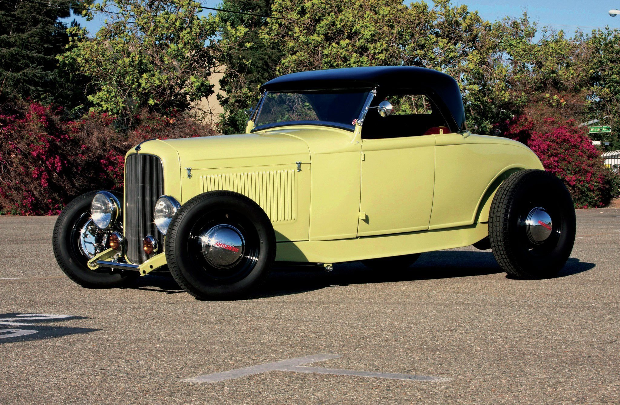 1931 Ford Model A Roadster-01 wallpaper