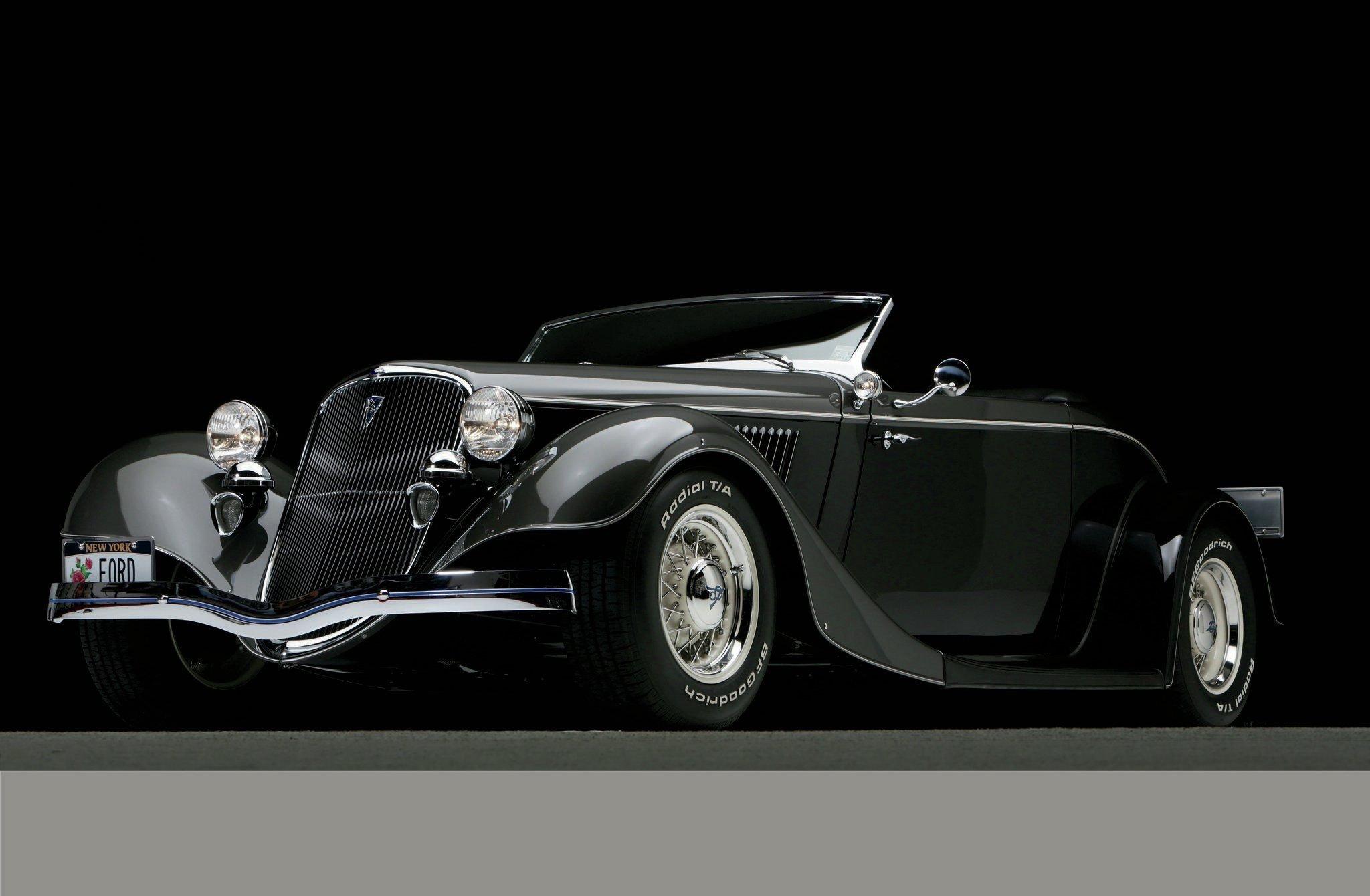 1933 Factory Five Racing Convertible-01 wallpaper