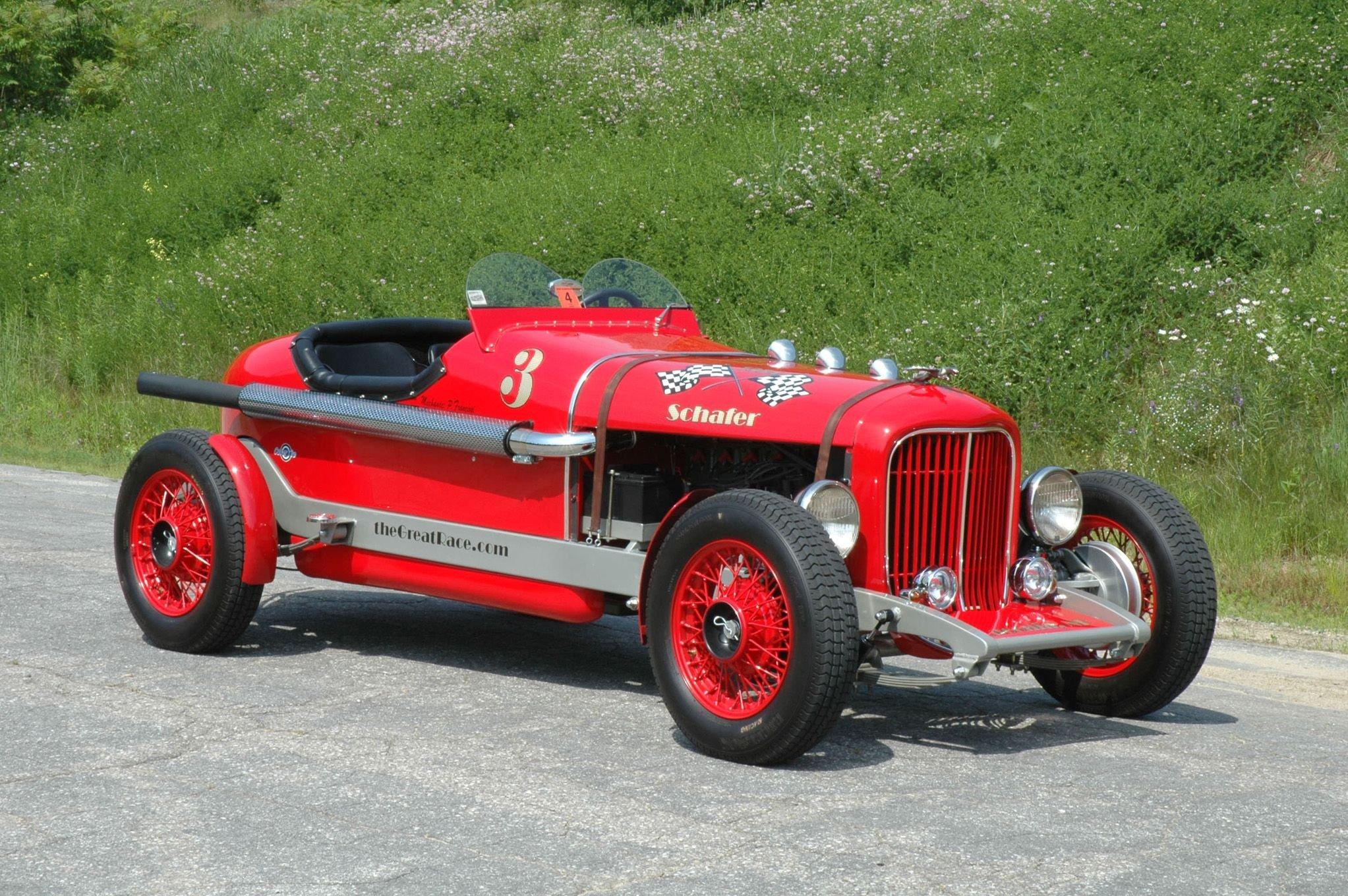 1934 Schafer Indycar-01 wallpaper