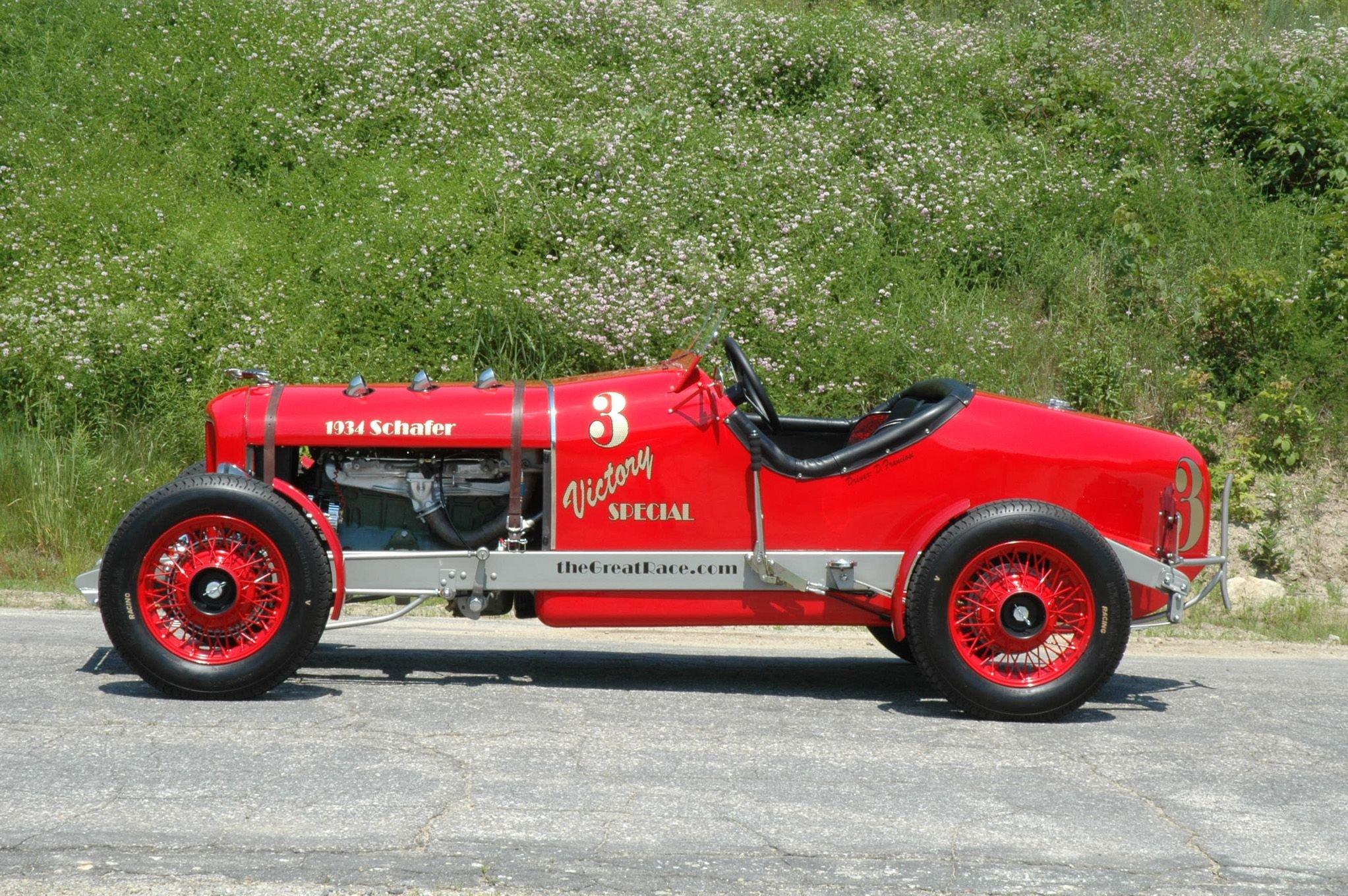 1934 Schafer Indycar-02 wallpaper