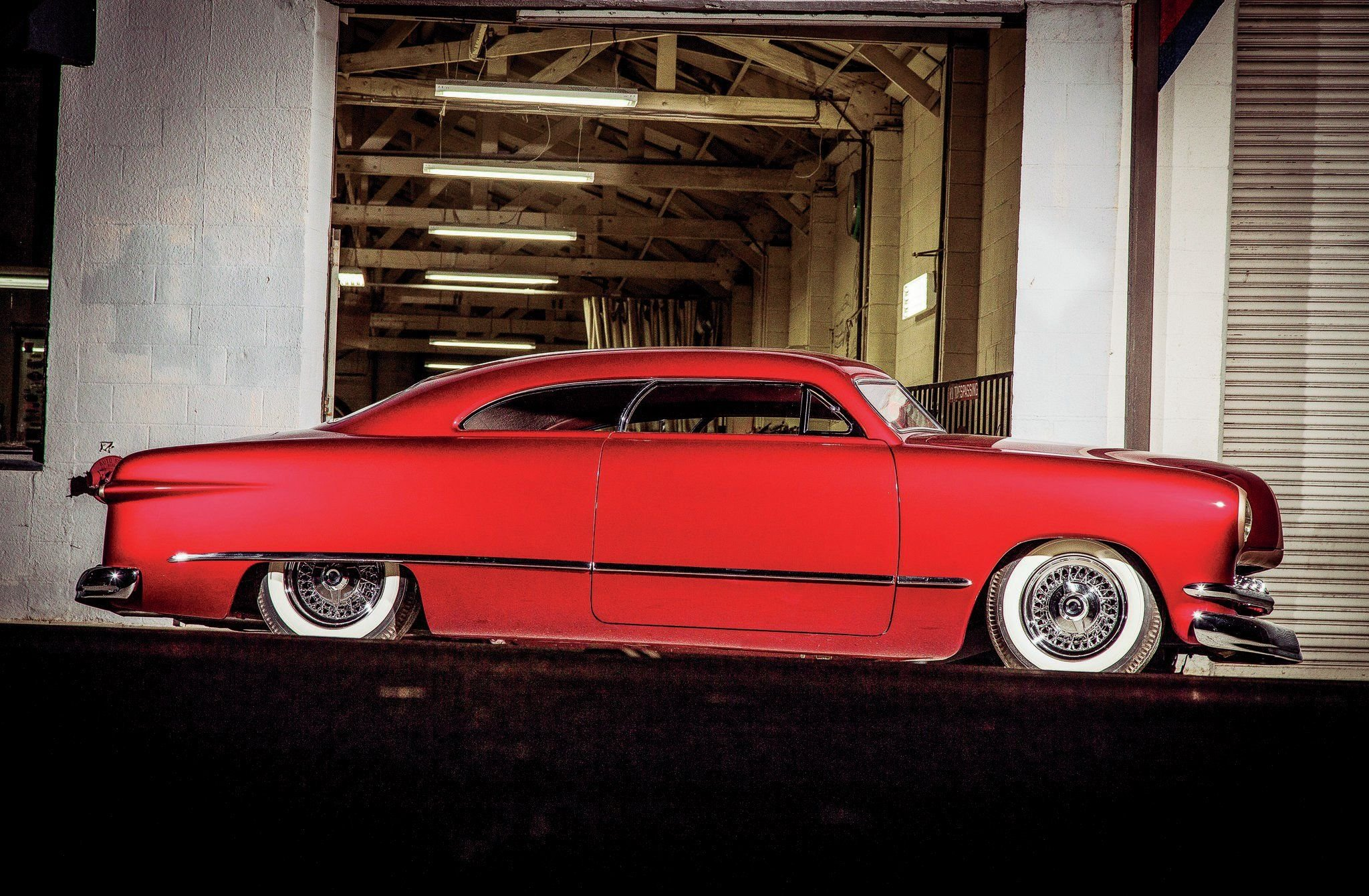 1949 Ford Coupe-04 wallpaper