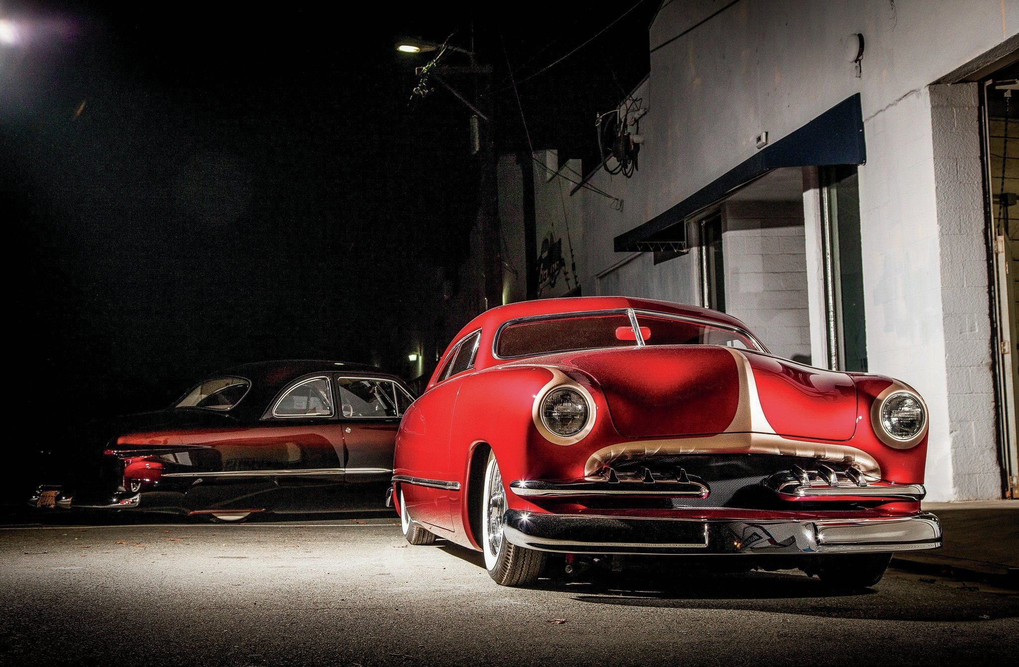 1949 Ford Coupe-03 wallpaper