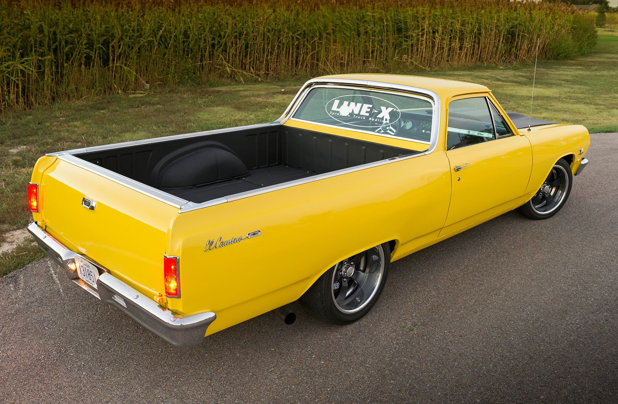 1965 Chevrolet El Camino-03 wallpaper