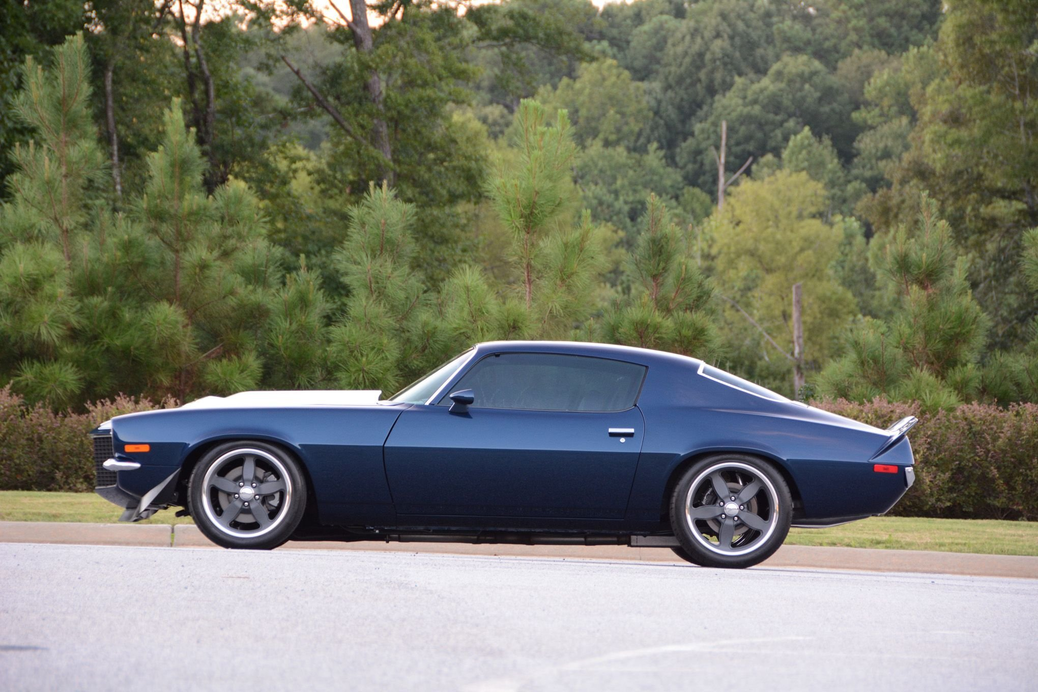 1971 Chevrolet Camaro SS-07 wallpaper