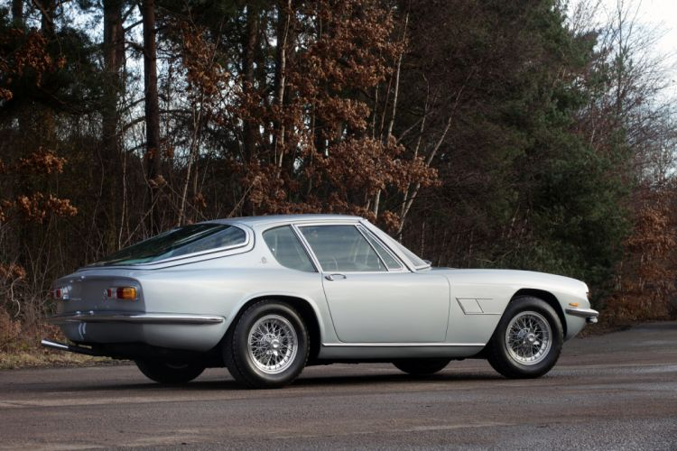 Maserati Mistral coupe cars classic wallpaper
