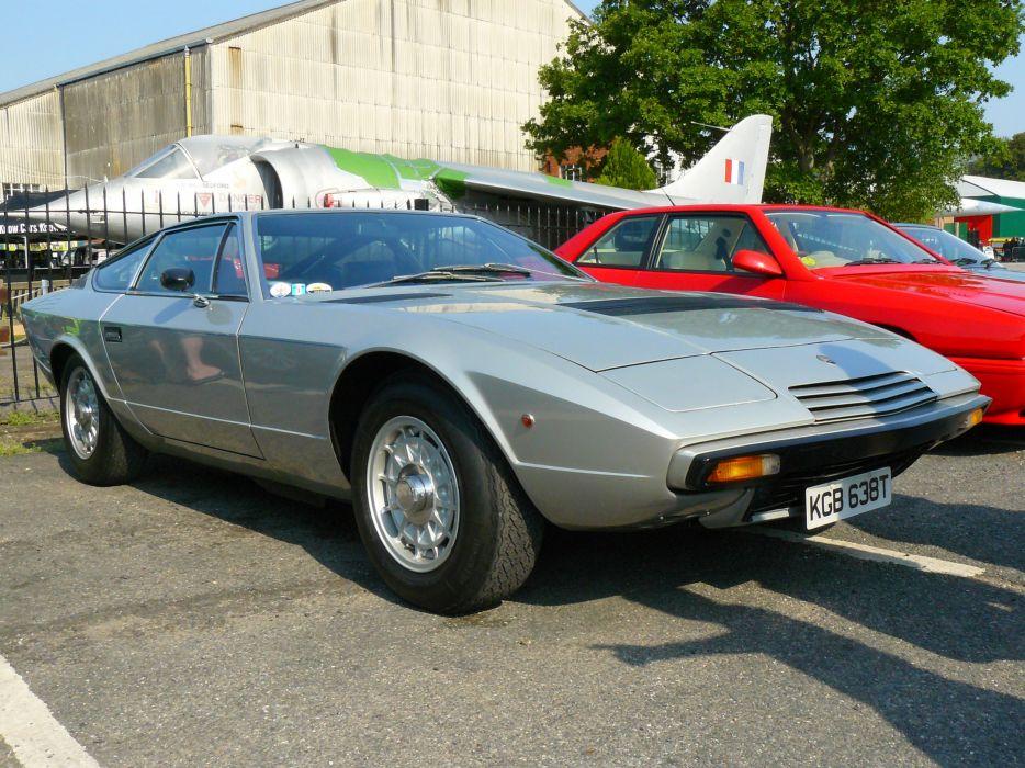 khamsin Maserati Supercar cars coupe classic wallpaper