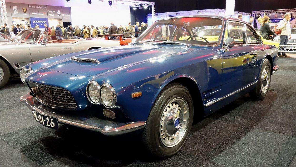 1962 65 3500 am101 classic gti Maserati sebring cars wallpaper