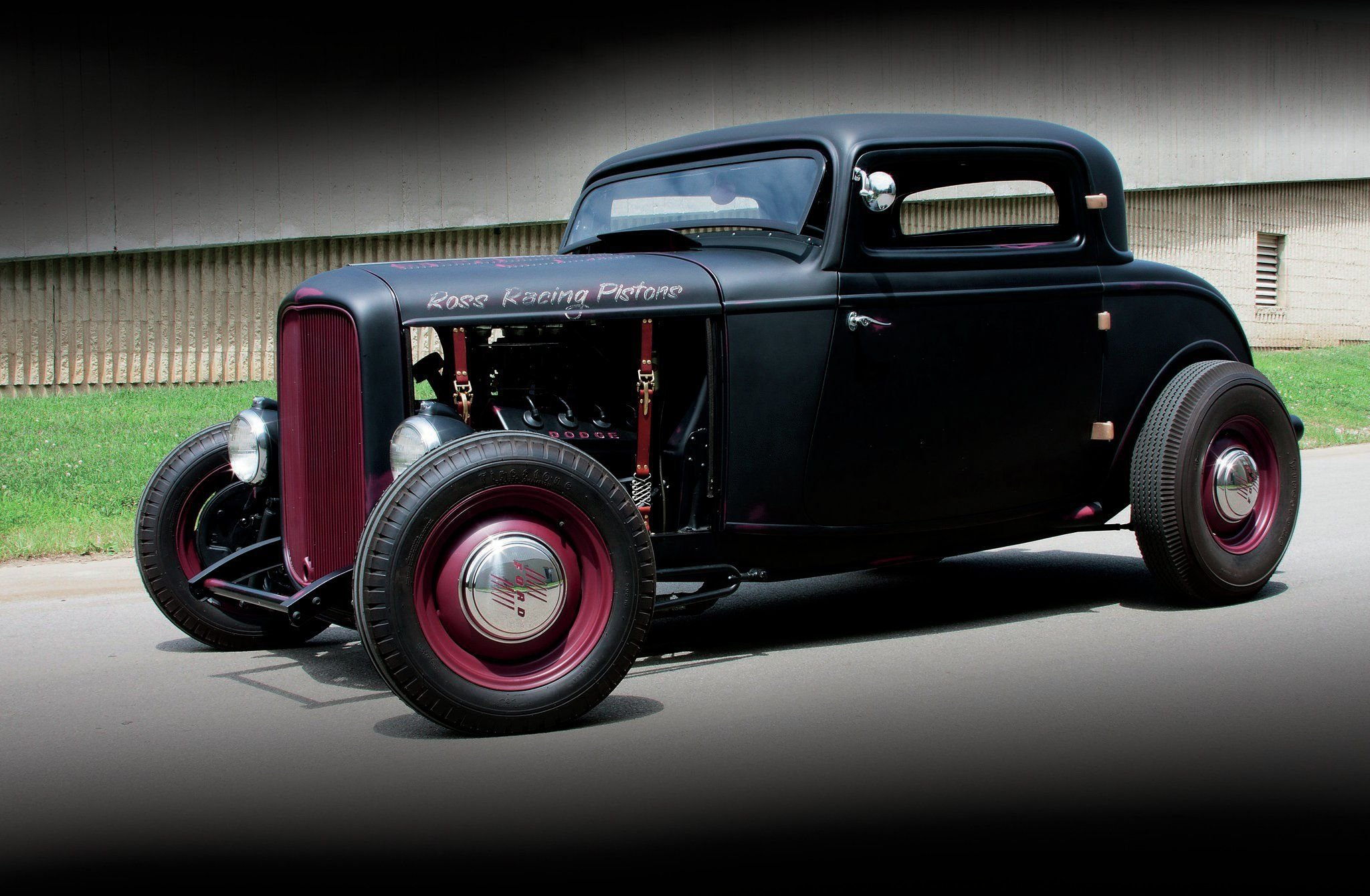 1932 Ford Coupe-01 wallpaper