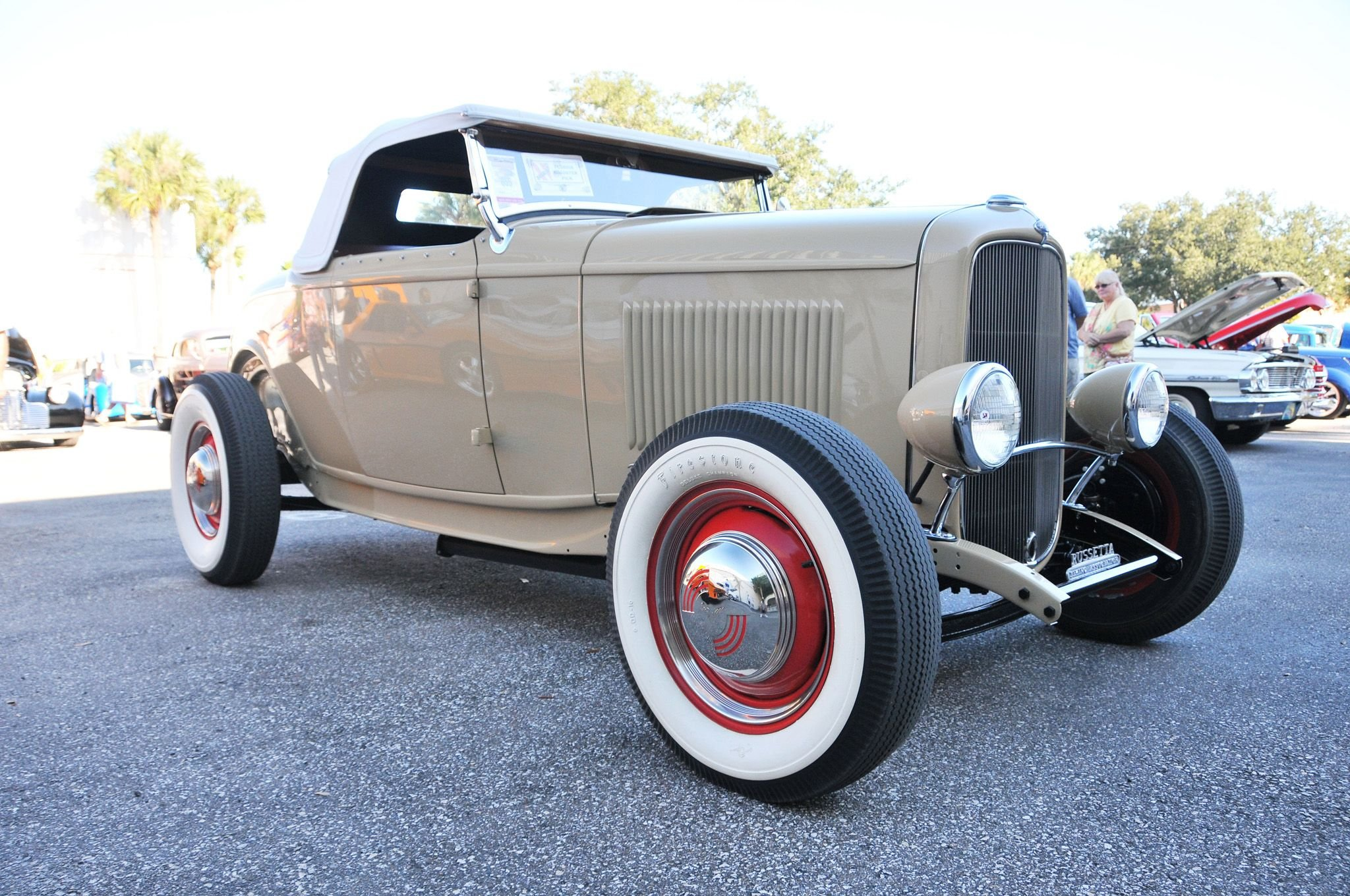 1932 Ford Roadster-12 wallpaper