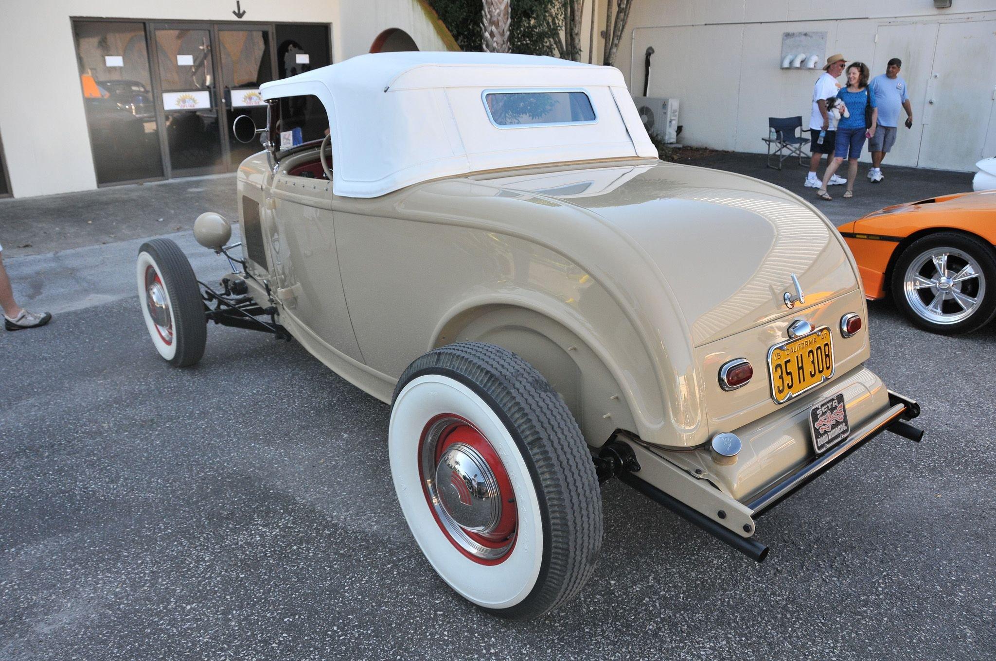 1932 Ford Roadster-08 wallpaper