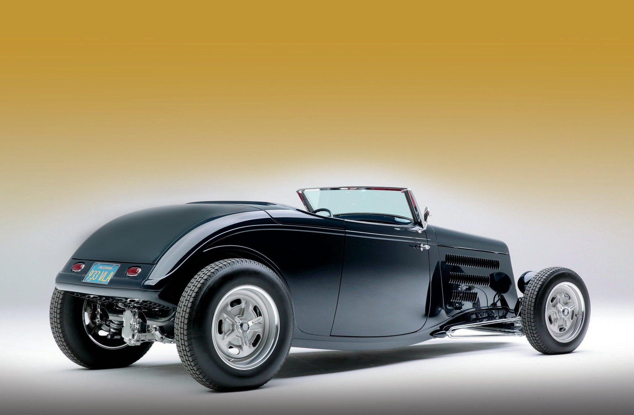 1933 Ford Roadster-02 wallpaper