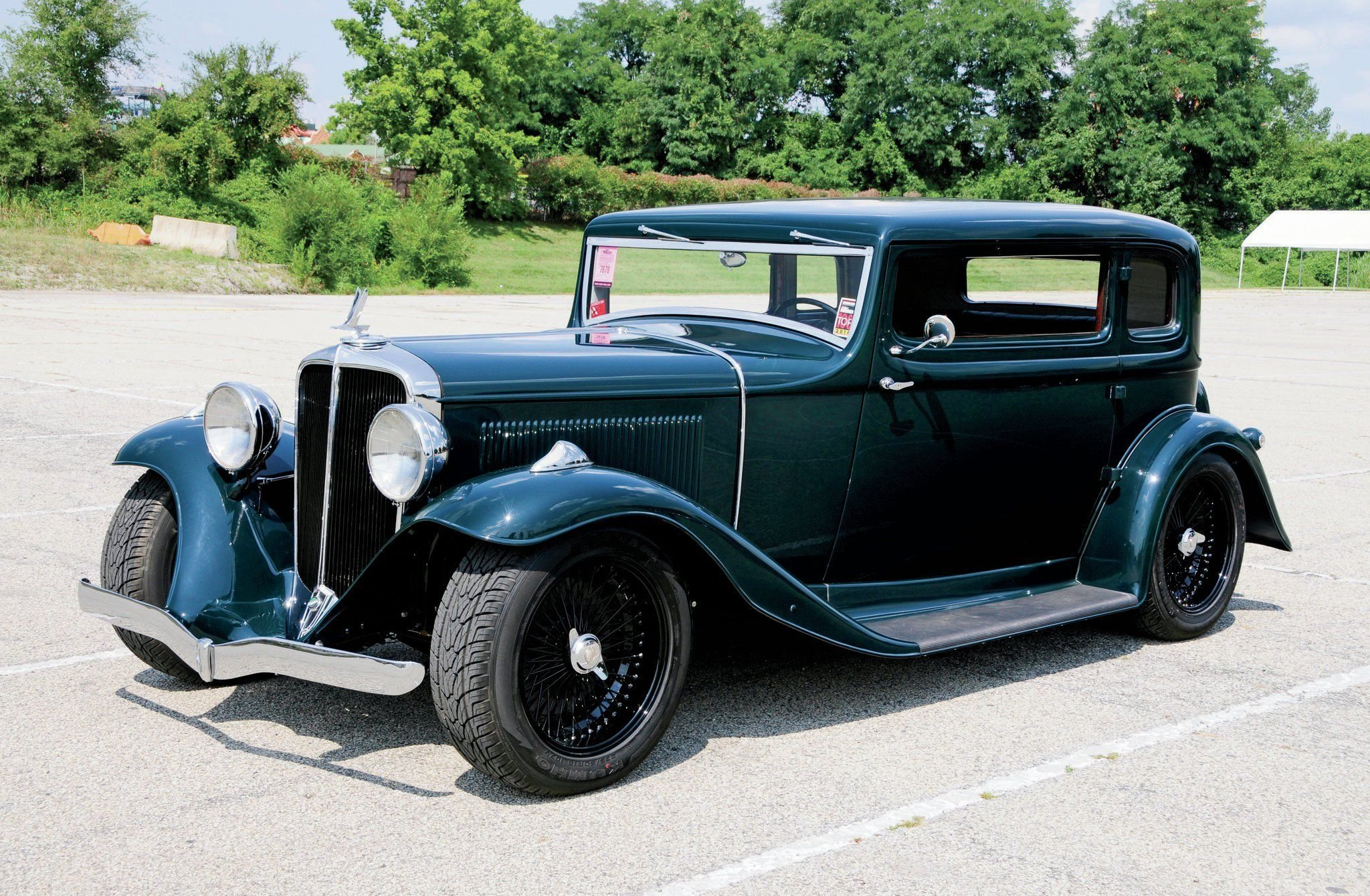 1932 Studebaker ST.Regis Brougham-01 wallpaper