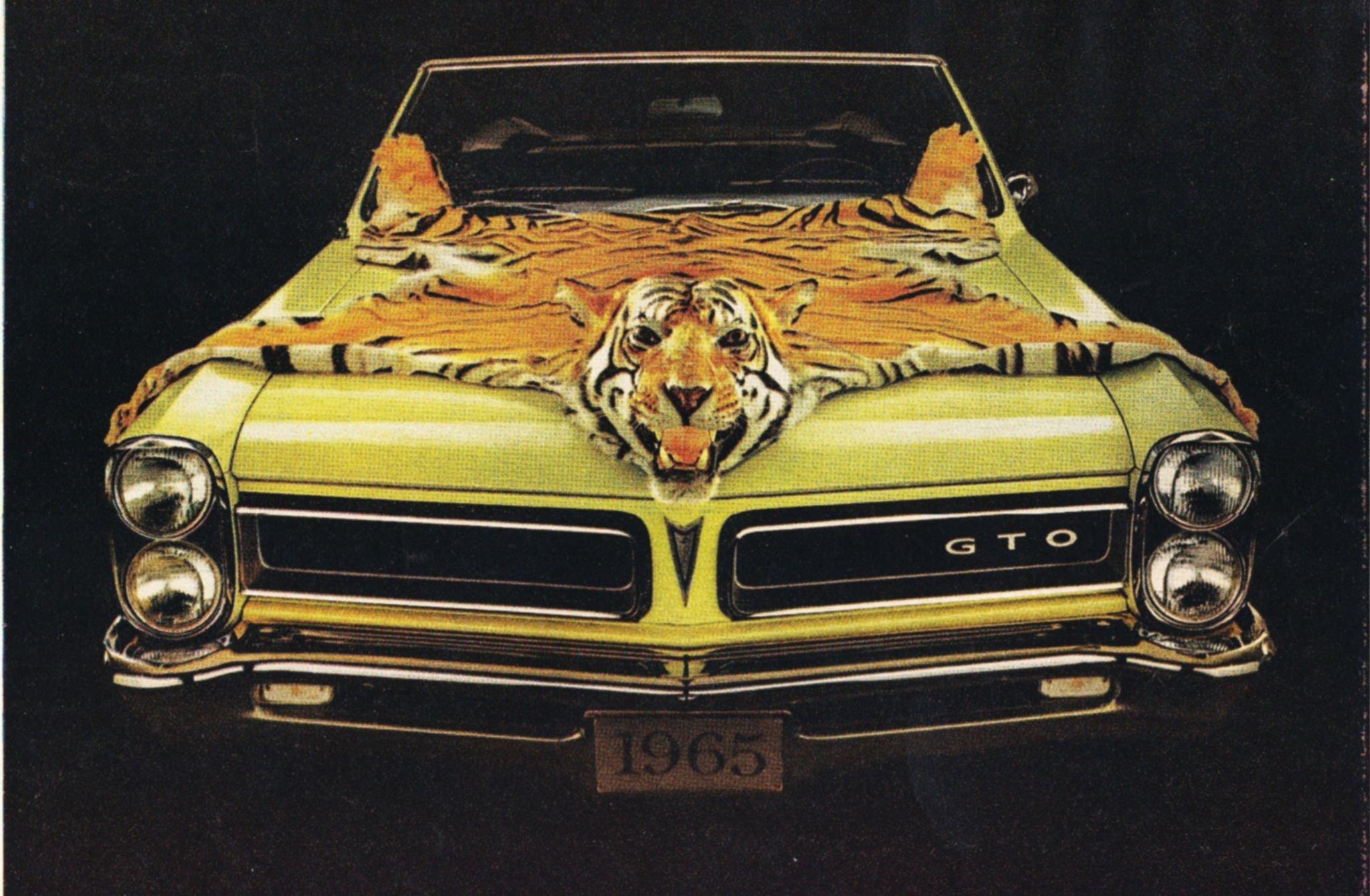1965 Pontiac GTO Hardtop-01 wallpaper