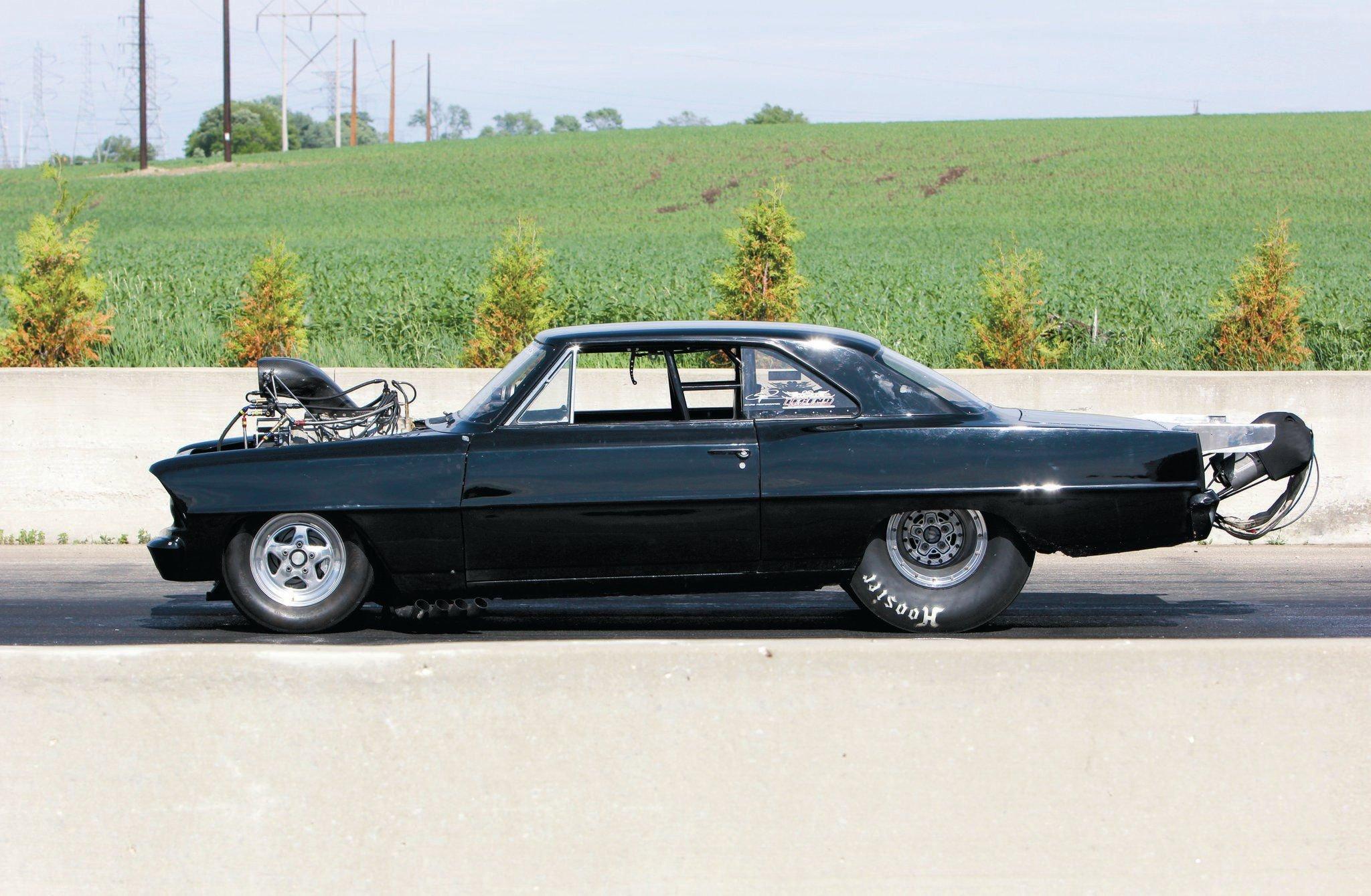 1966 Chevrolet Nova Pro Street-01 wallpaper