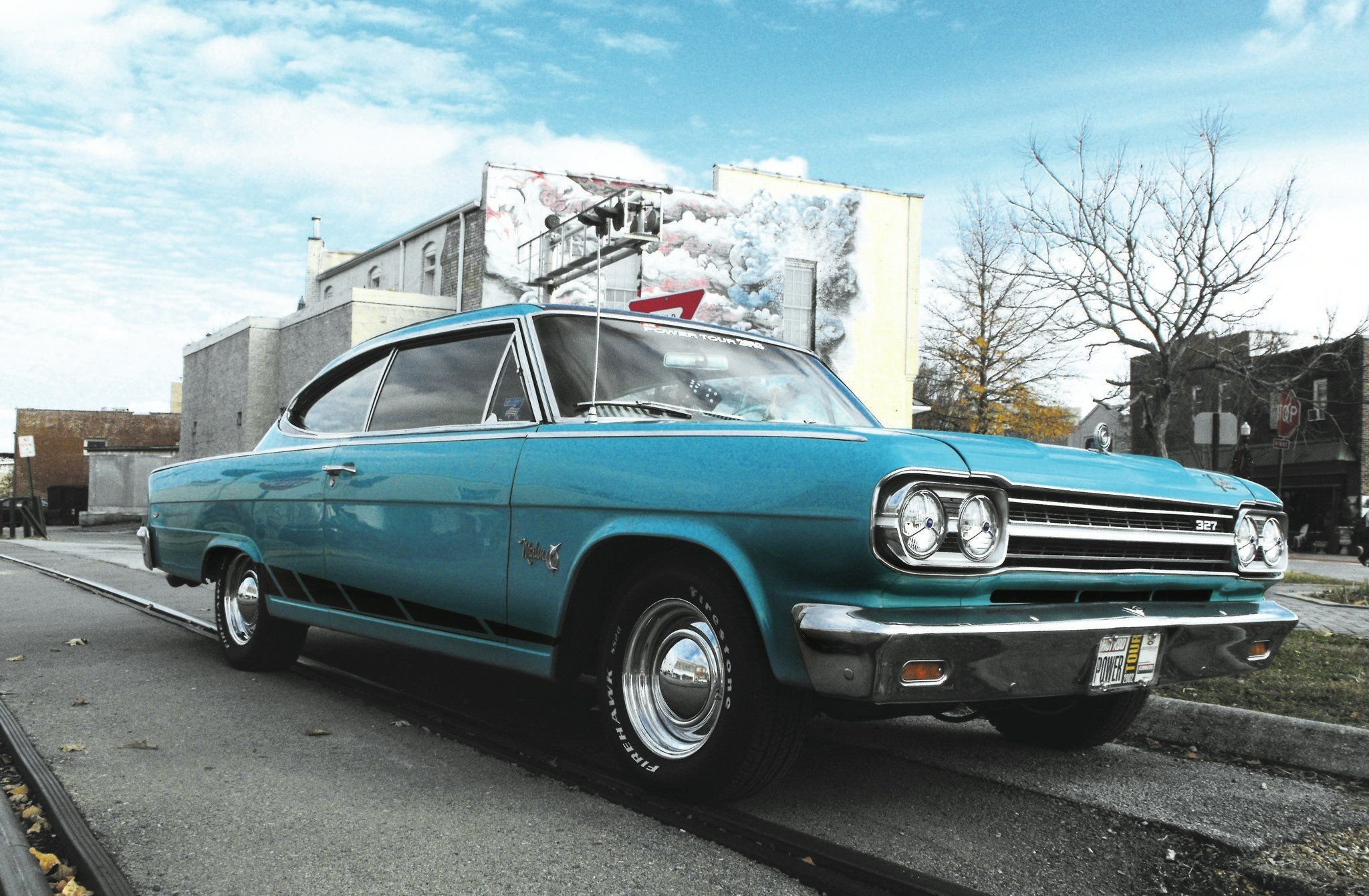 1966 Rambler Marlin-01 wallpaper