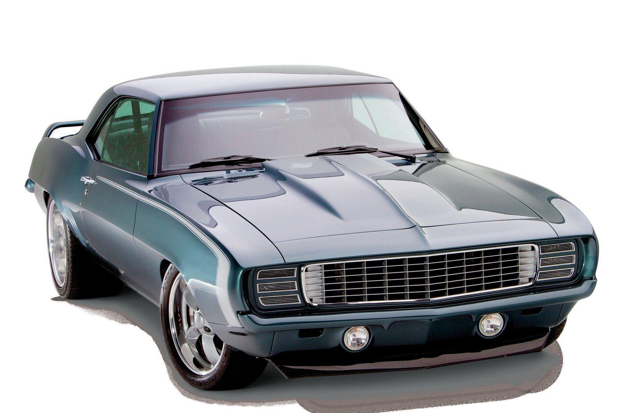 1969 Chevrolet Camaro Hot-01 wallpaper