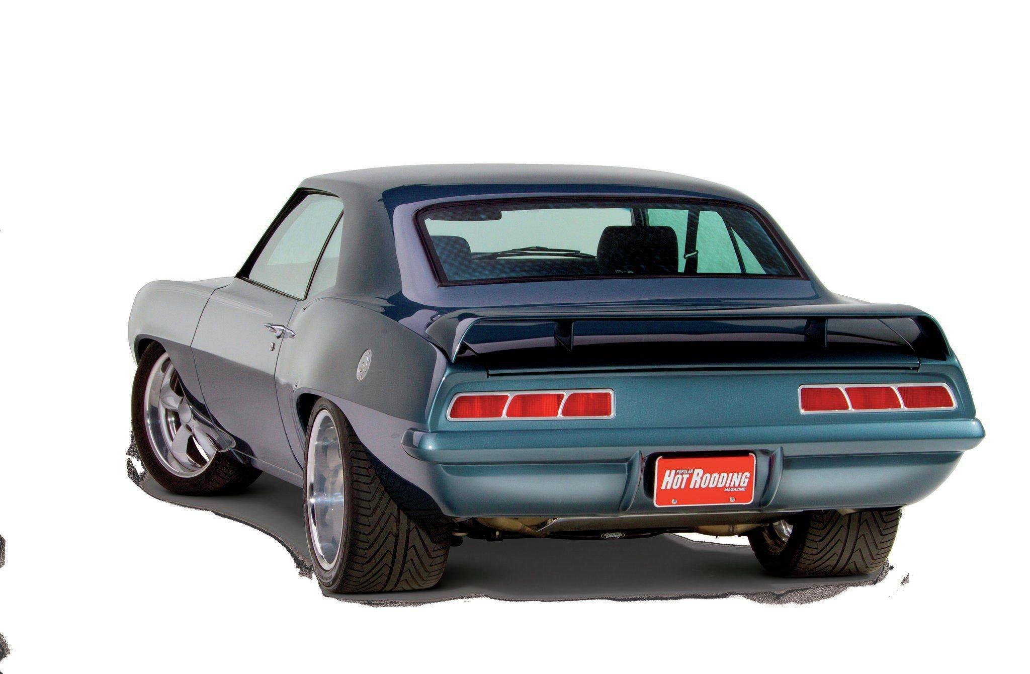 1969 Chevrolet Camaro Hot-04 wallpaper