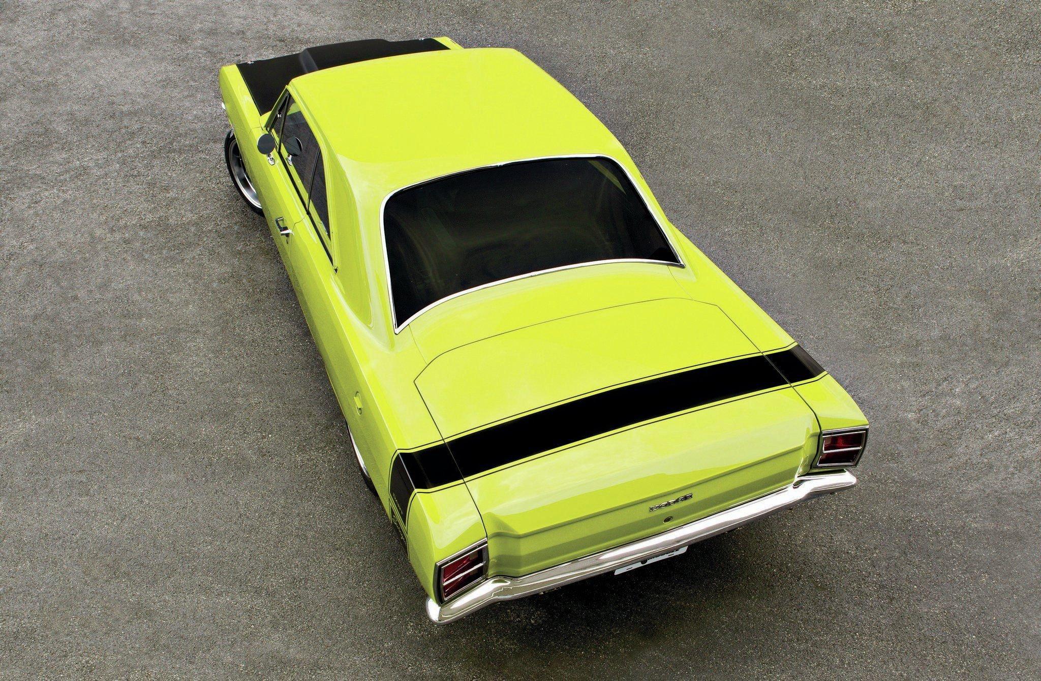 1969 Dodge Dart Swinger-04 wallpaper