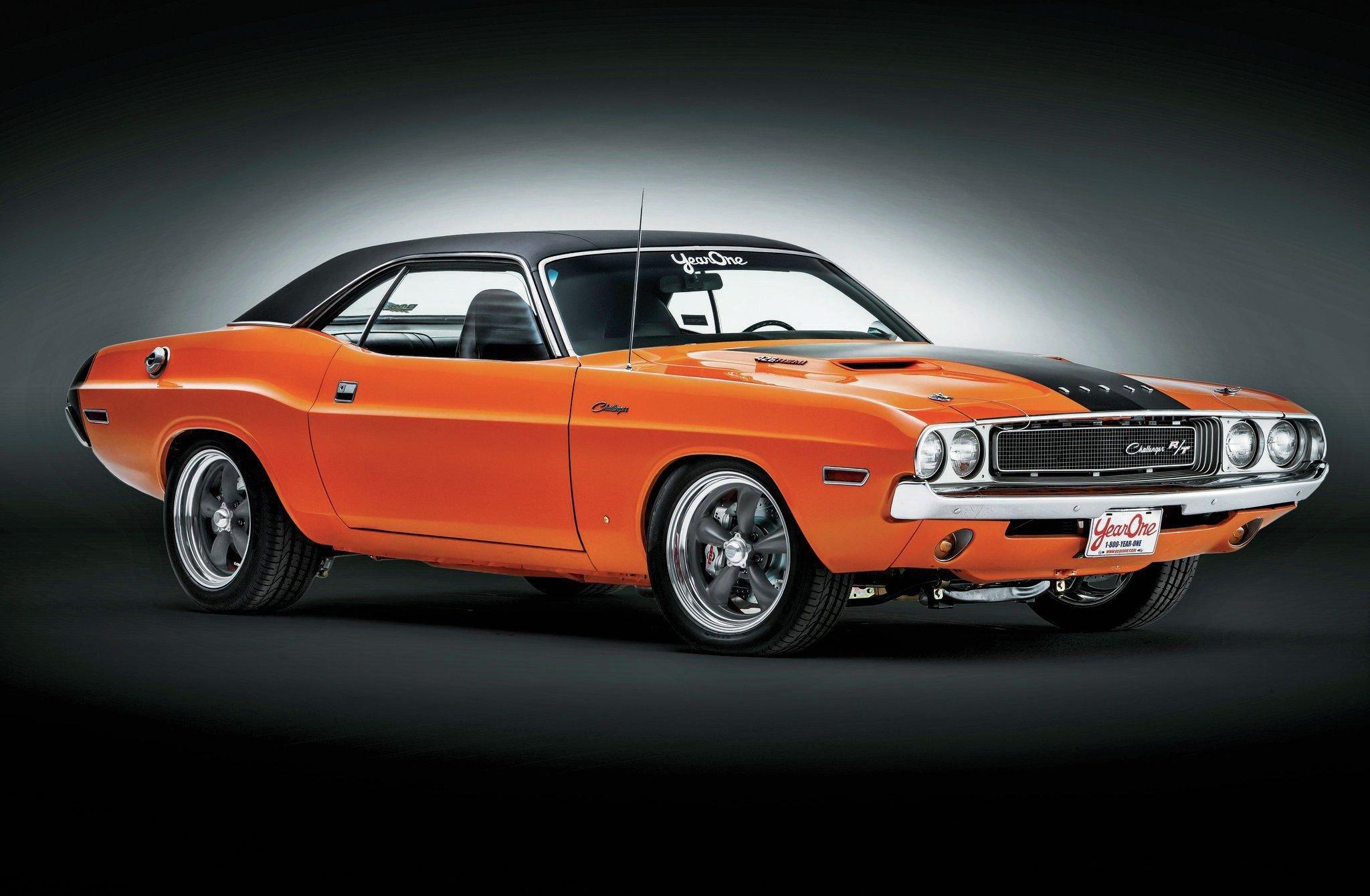 1970 Dodge Challenger RT-01 wallpaper