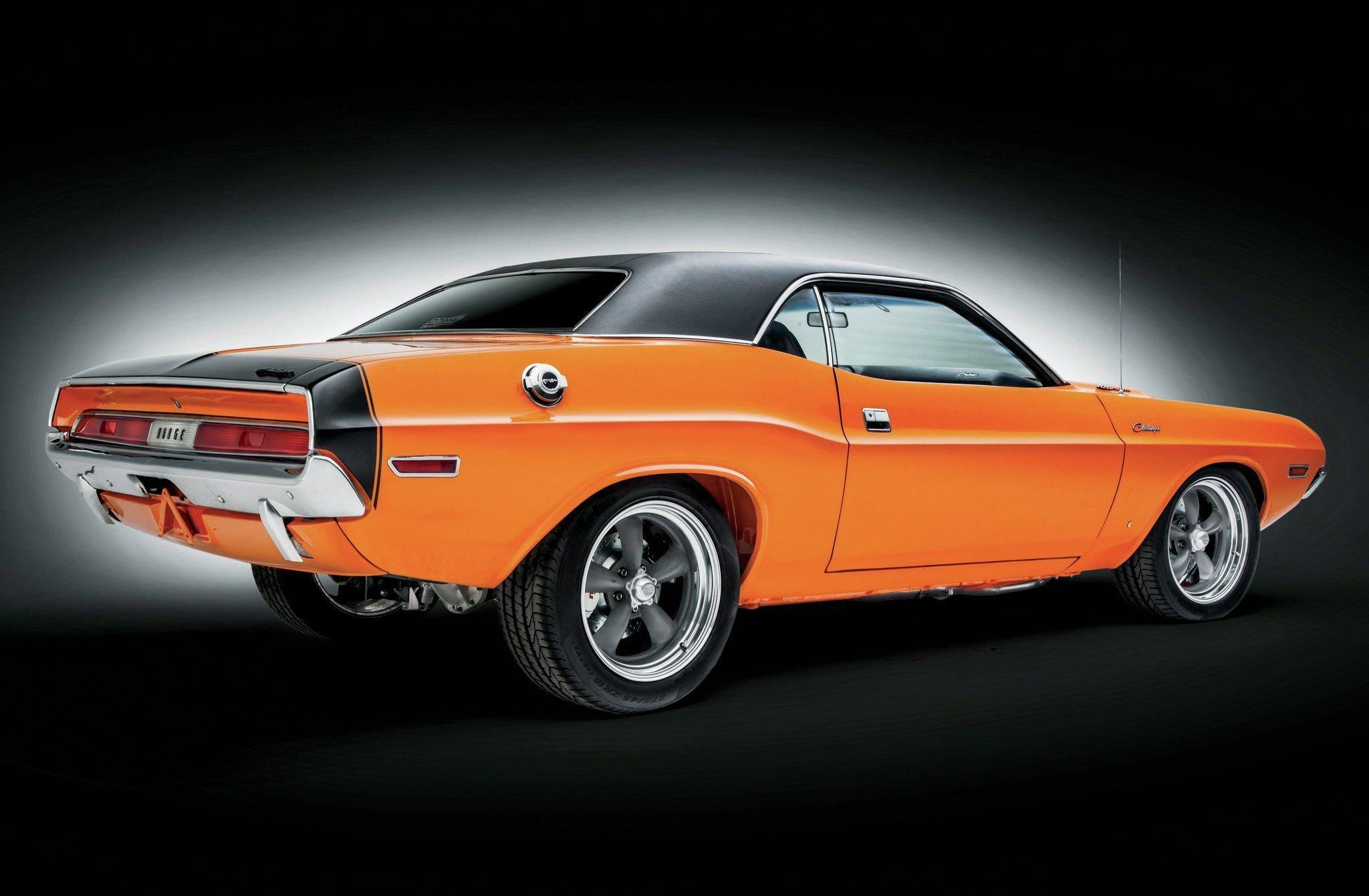 1970 Dodge Challenger RT-03 wallpaper
