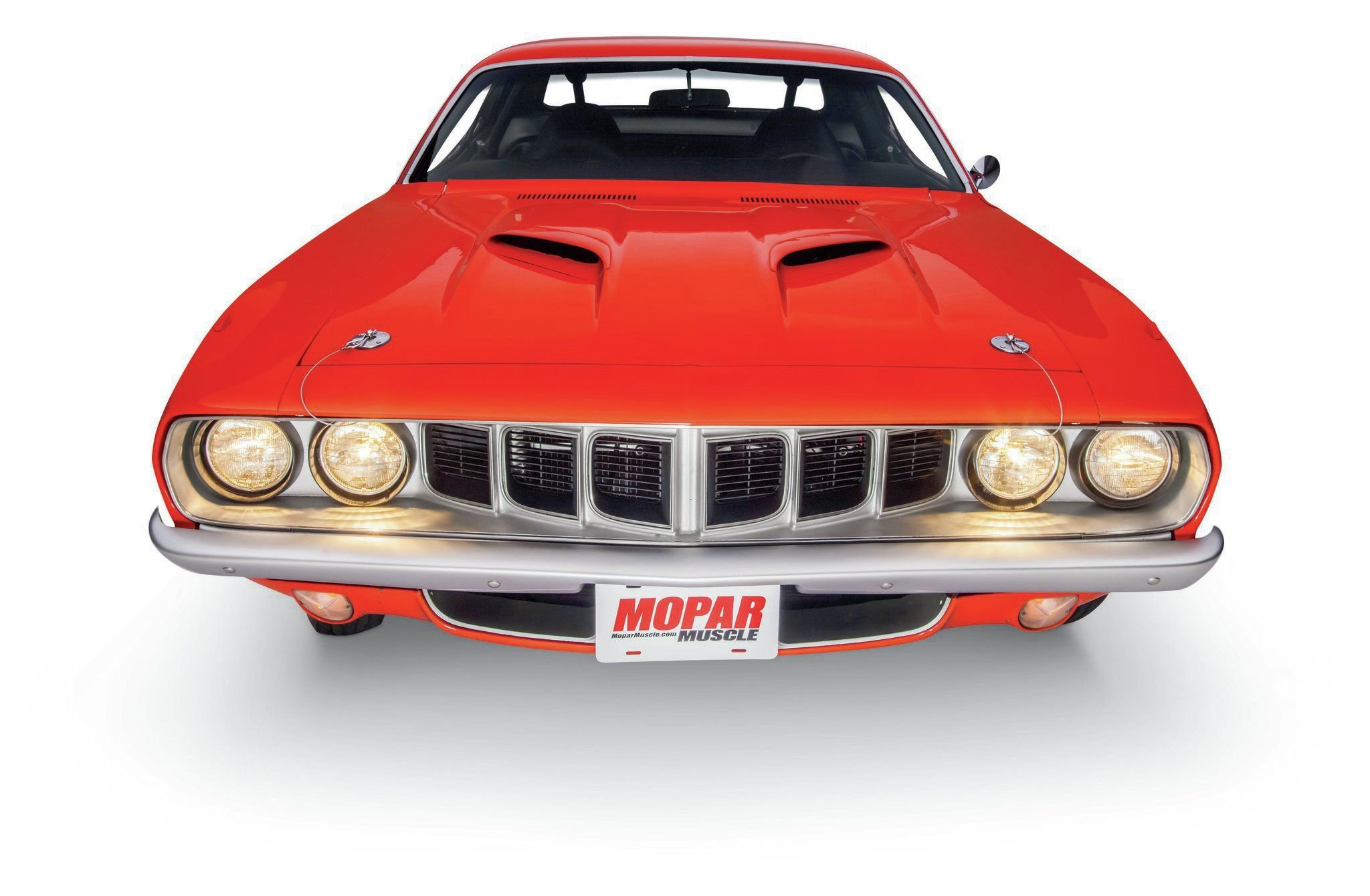1971 Plymouth Barracuda-02 wallpaper