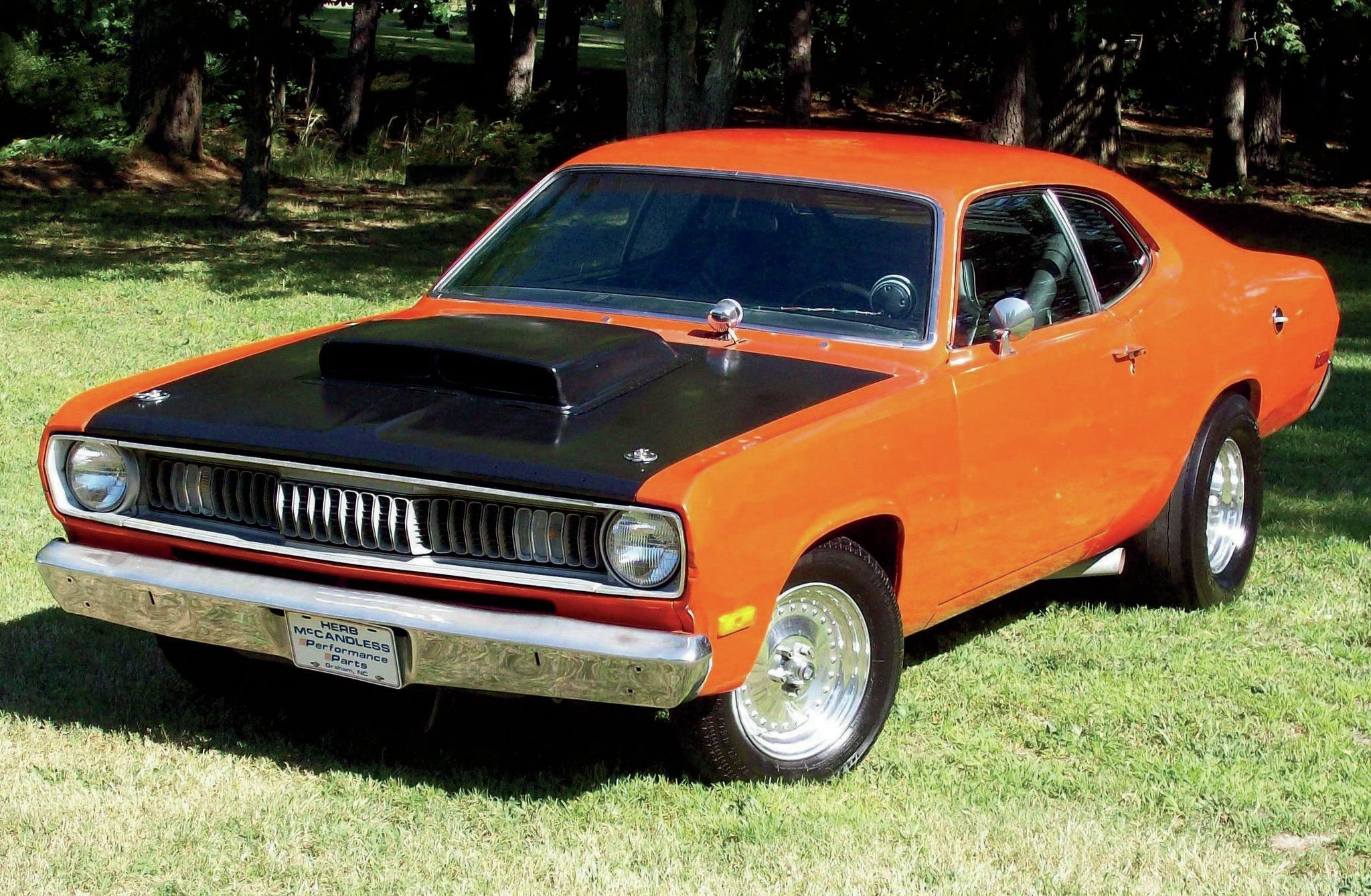 1972 Plymouth Duster-01 wallpaper
