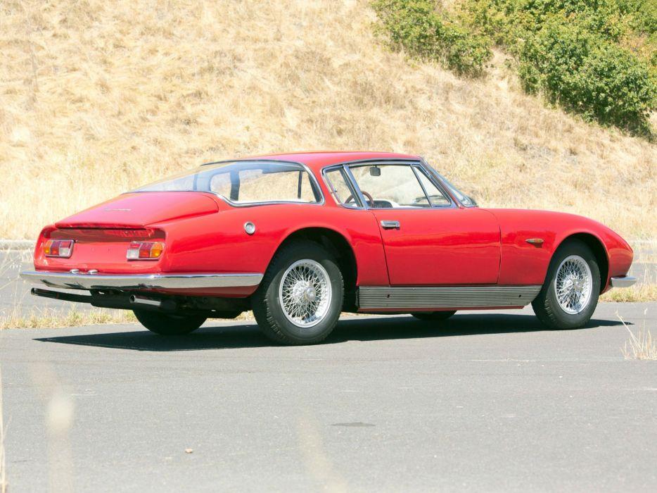 Maserati 3500 GT Coupe Speciale Moretti classic cars wallpaper
