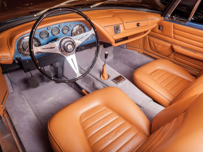 Maserati 3500 GT Coupe Speciale Italsuisse classic cars wallpaper