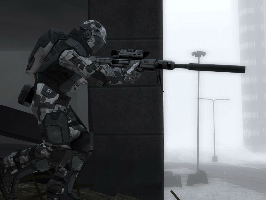 BATTLEFIELD Hardline shooter fighting military action stealth tactical fps crime weapon gun sniper wallpaper